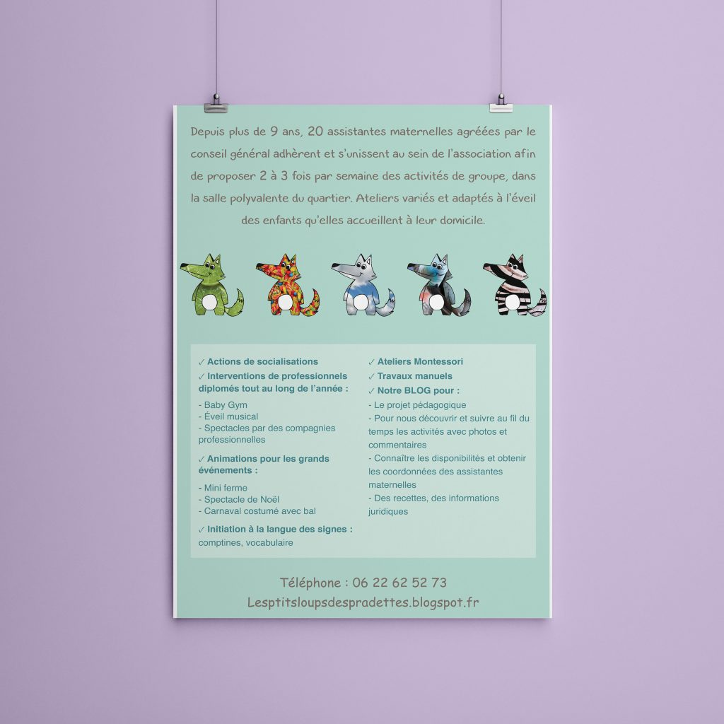 Paper-Hanging-With-Clips-Mockup-For-Poster-Presentation